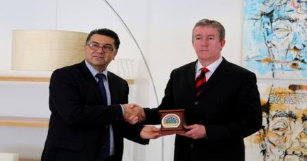 University of Sulaimani signs MOU with Eötvös Loránd University of Budapest- Hungary