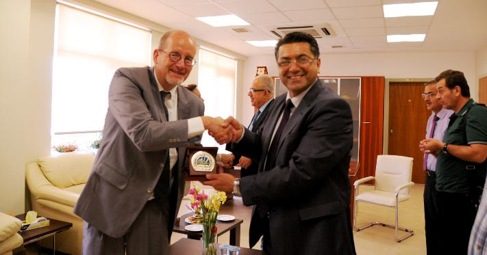 UNESCO visited University of Sulaimani