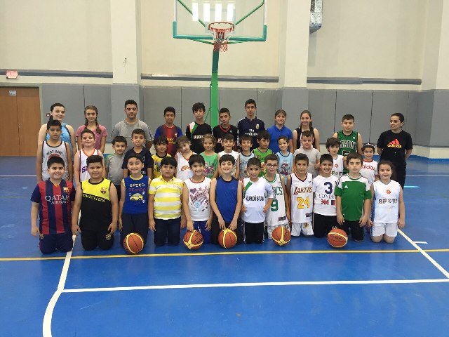 School of Physical Education opened up basketball course,