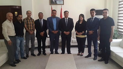 Meeting with Ministry of Higher Education & Scientific Research and Ministry of Education
