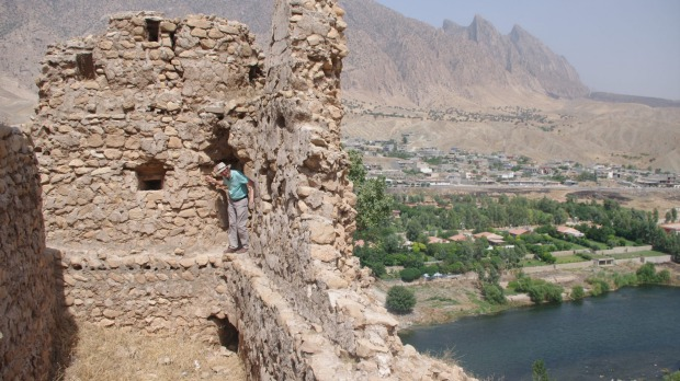 Archaeologist Tobin Hartnell's crusade to uncover the treasures of Iraqi Kurdistan